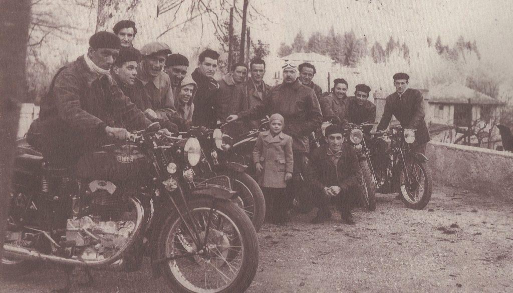 Moto club Mossa