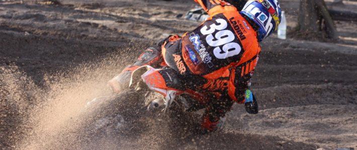 Alberto Ladini #399 passa al Motoclub Gaerne