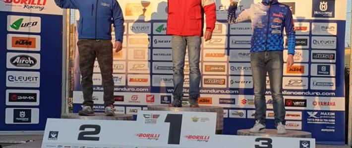 1° podio di Italiano 2021!