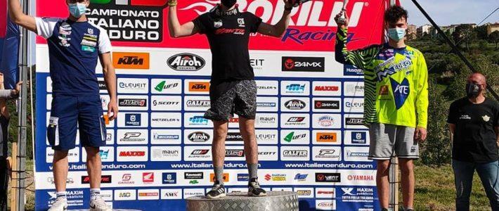 Murgut a podio nell' Italiano U23