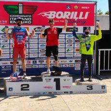 ITA Minienduro Murgut a podio, bene anche al MX FVG