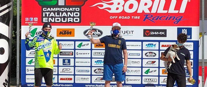 Italiano Minienduro Mancata vittoria per Murgut, bene Marconato e Marconi