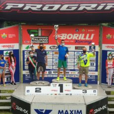 Podio per Ronni all'Italiano, Europeo GR.5 vittoria per Cavalli e MX FVG a Caneva