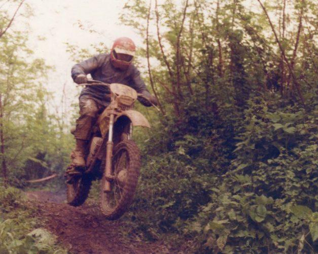 1983 Enduro Mossa