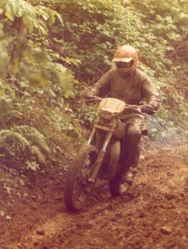 1983 Enduro mossa 2