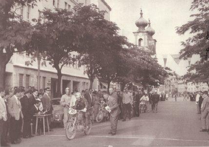 Circuito dei colli Goriziani 1955
